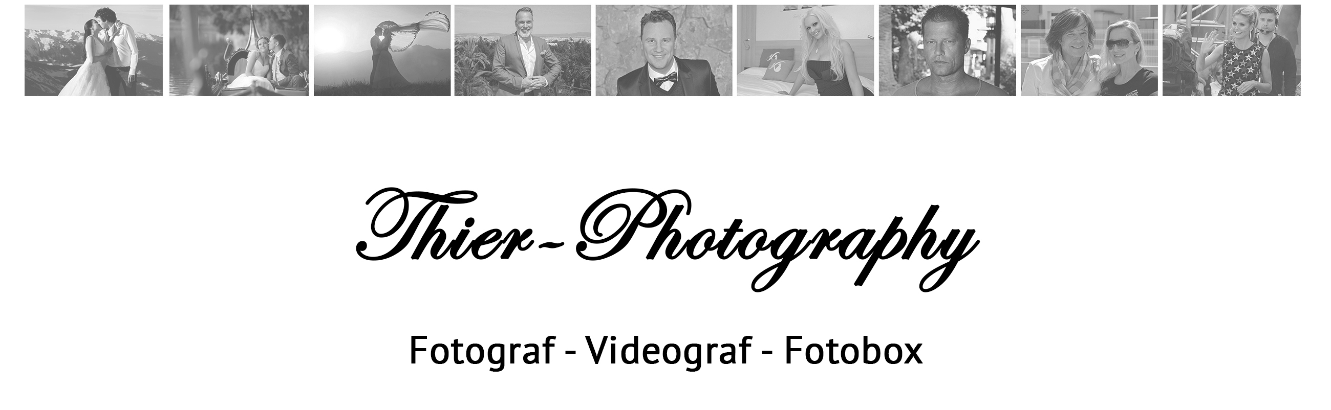 Fotograf Rosenheim, Tegernsee, Schliersee, Venedig, Garmisch Partenkirchen