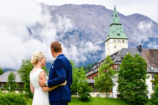 Hochzeitsfotograf Garmisch Partenkirchen Zugspitze Grainau